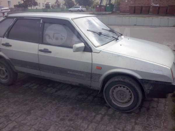 Лада 2109, 1999 год, 50 000 руб.