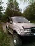 Toyota Land Cruiser, 1997 год, 800 000 руб.