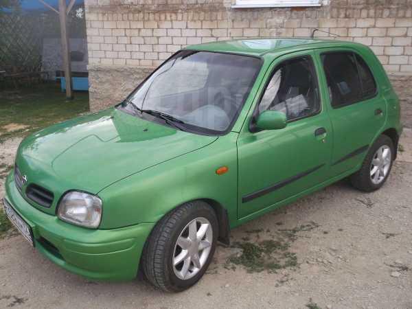 Nissan Micra, 1999 год, 150 000 руб.