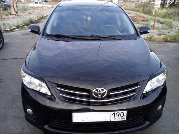 Toyota Corolla, 2010 год, 619 000 руб.