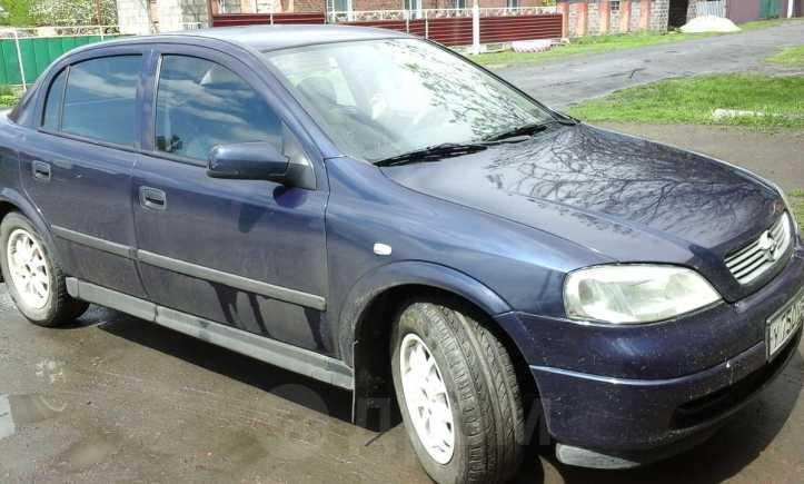 Opel Astra, 2001 год, 178 000 руб.