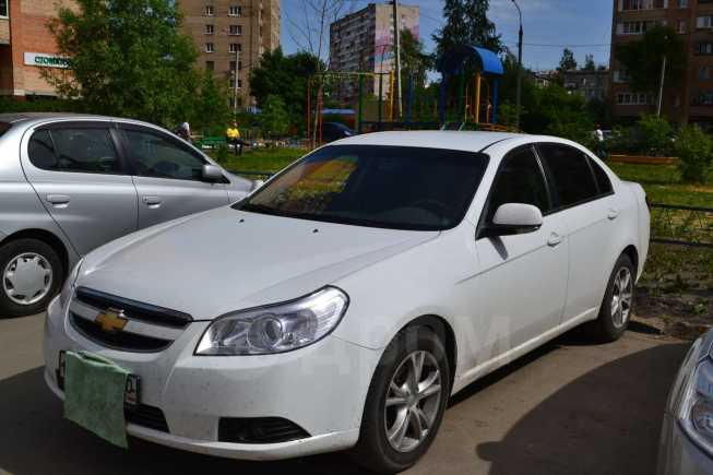 Chevrolet Epica, 2011 год, 566 000 руб.