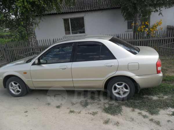 Mazda 323, 2002 год, 250 000 руб.