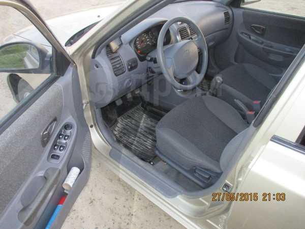 Hyundai Accent, 2006 год, 120 000 руб.