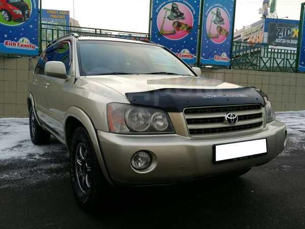 Toyota Highlander, 2001 год, 650 000 руб.