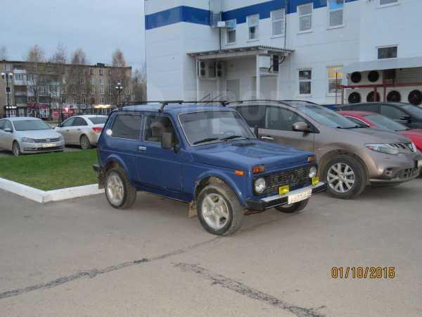 Лада 4x4 2121 Нива, 2003 год, 100 000 руб.