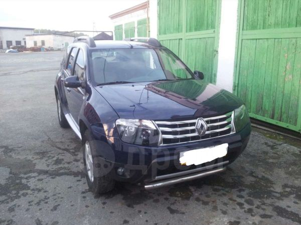 Renault Duster, 2013 год, 690 000 руб.