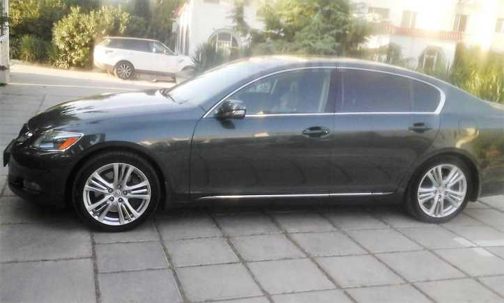 Lexus GS450h, 2009 год, 1 180 000 руб.