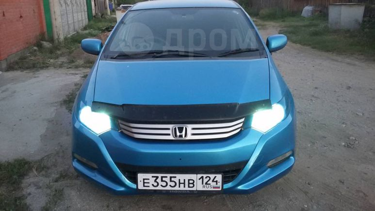 Honda Insight, 2009 год, 455 000 руб.