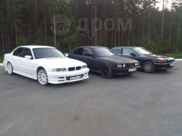 BMW 7-Series, 1998 год, 290 000 руб.