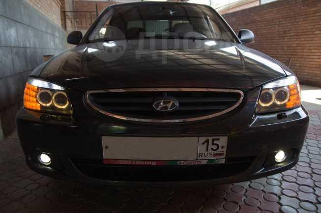 Hyundai Accent, 2007 год, 229 000 руб.