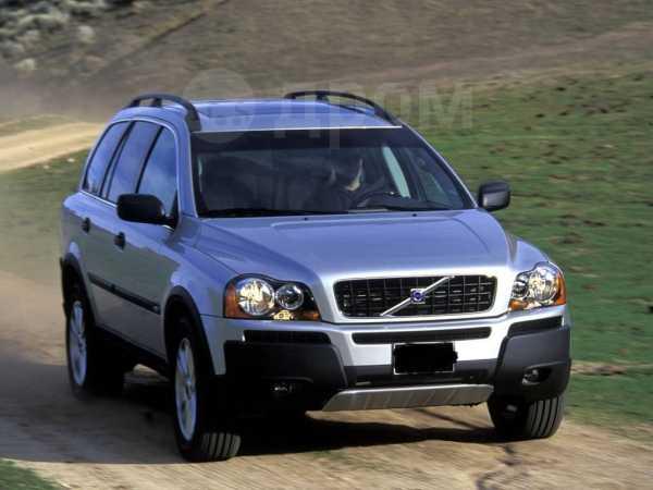 Volvo XC90, 2005 год, 600 000 руб.