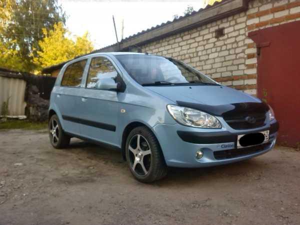 Hyundai Getz, 2008 год, 289 000 руб.