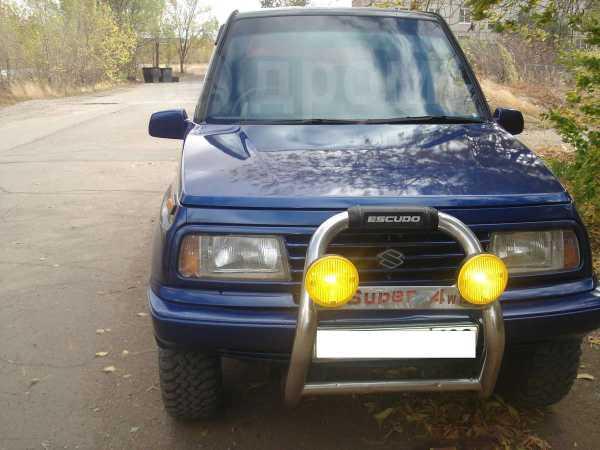 Suzuki Escudo, 1993 год, 155 000 руб.