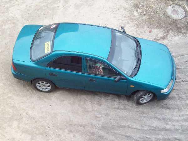 Mazda 323, 1998 год, 120 000 руб.