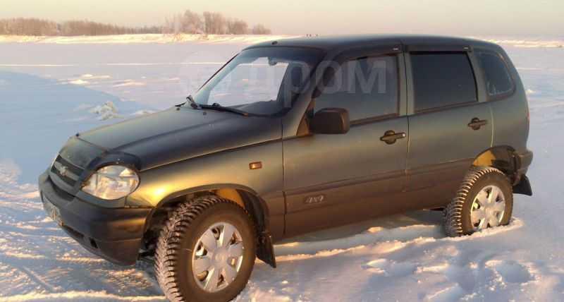 Chevrolet Niva, 2008 год, 205 000 руб.
