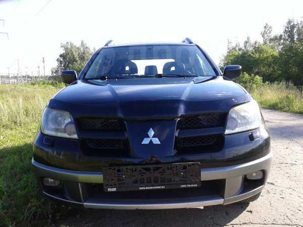 Mitsubishi Outlander, 2003 год, 350 000 руб.