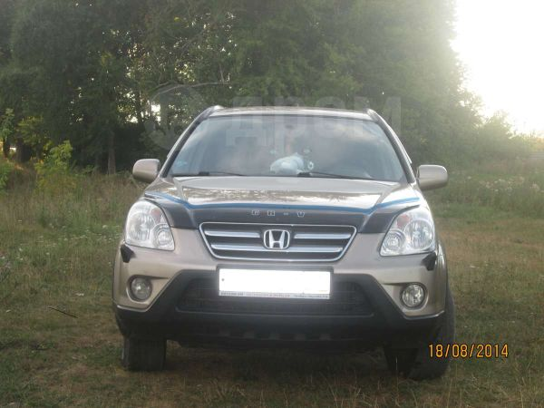 Honda CR-V, 2006 год, 580 000 руб.