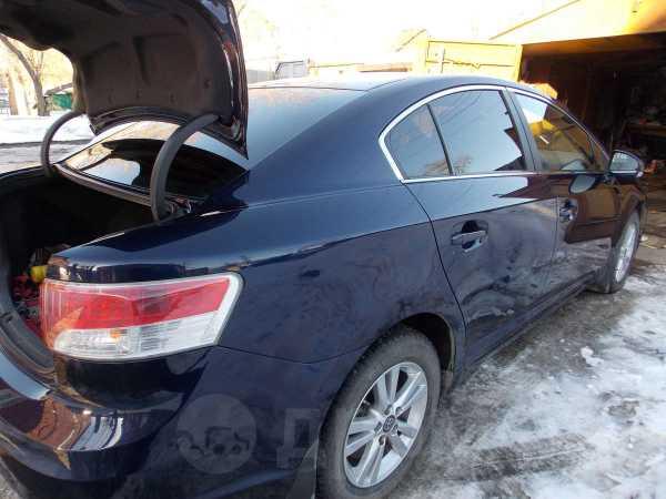 Toyota Avensis, 2009 год, 710 000 руб.