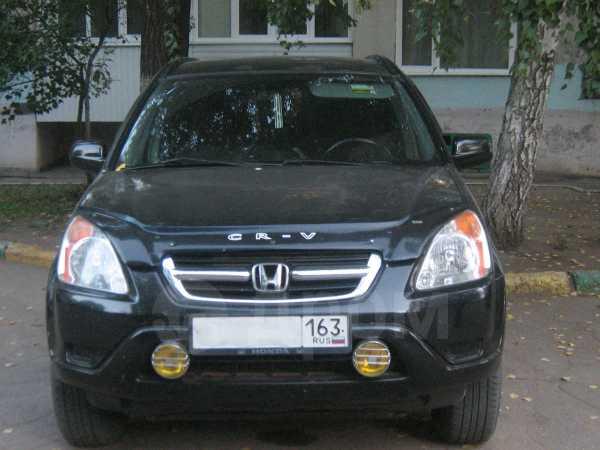 Honda CR-V, 2002 год, 383 500 руб.
