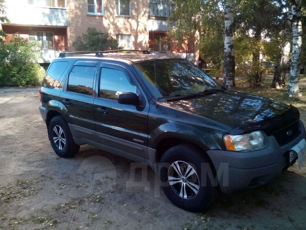 Ford Escape, 2001 год, 350 000 руб.