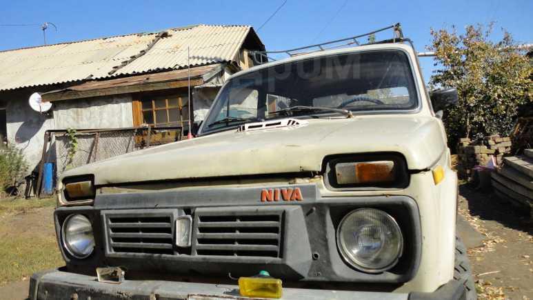 Лада 4x4 2121 Нива, 1982 год, 40 000 руб.