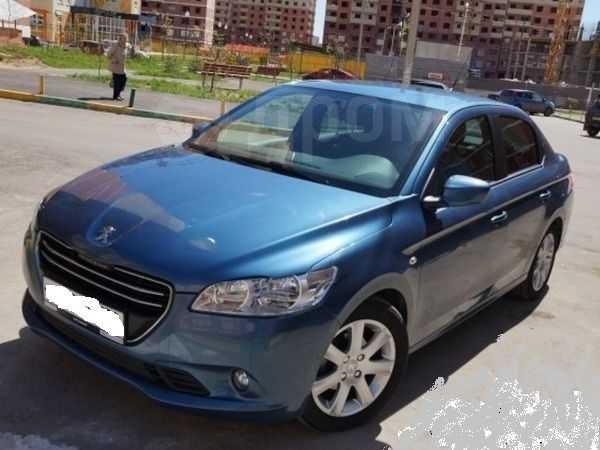 Peugeot 301, 2013 год, 650 000 руб.