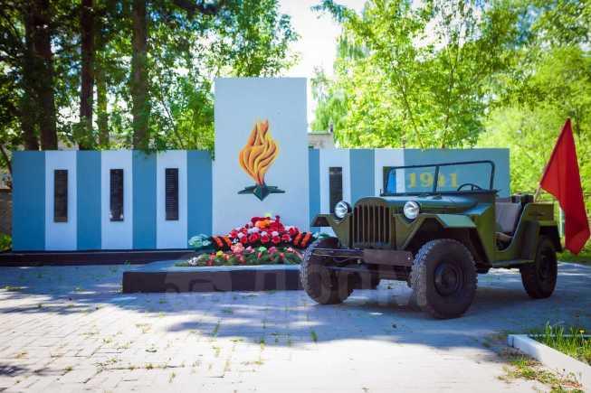 ГАЗ 67, 1952 год, 450 000 руб.