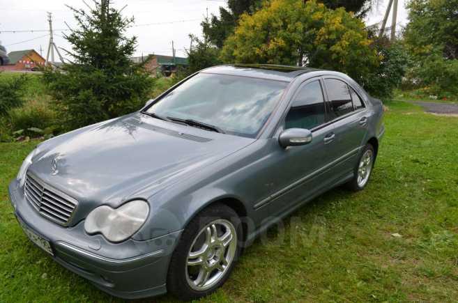 Mercedes-Benz C-Class, 2003 год, 455 000 руб.