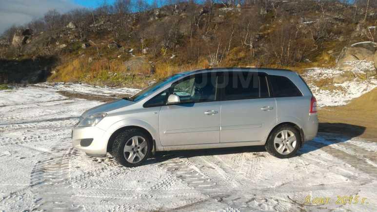 Opel Zafira, 2012 год, 630 000 руб.