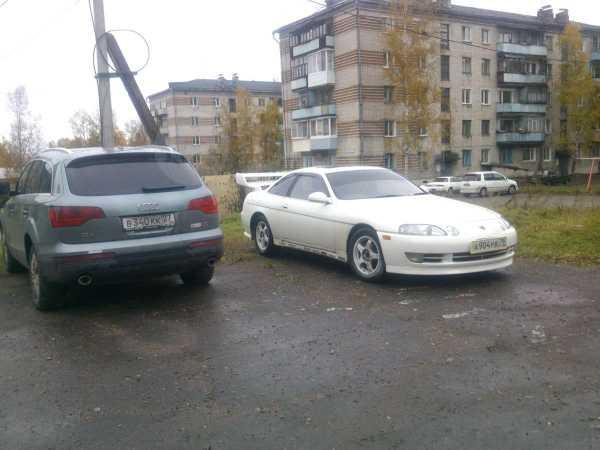Toyota Soarer, 1994 год, 185 000 руб.