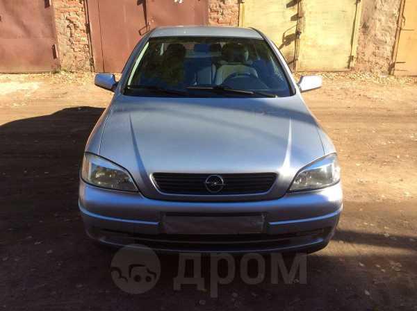Opel Astra, 2003 год, 187 000 руб.