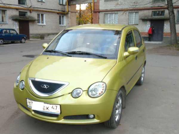 Chery Sweet QQ, 2009 год, 120 000 руб.