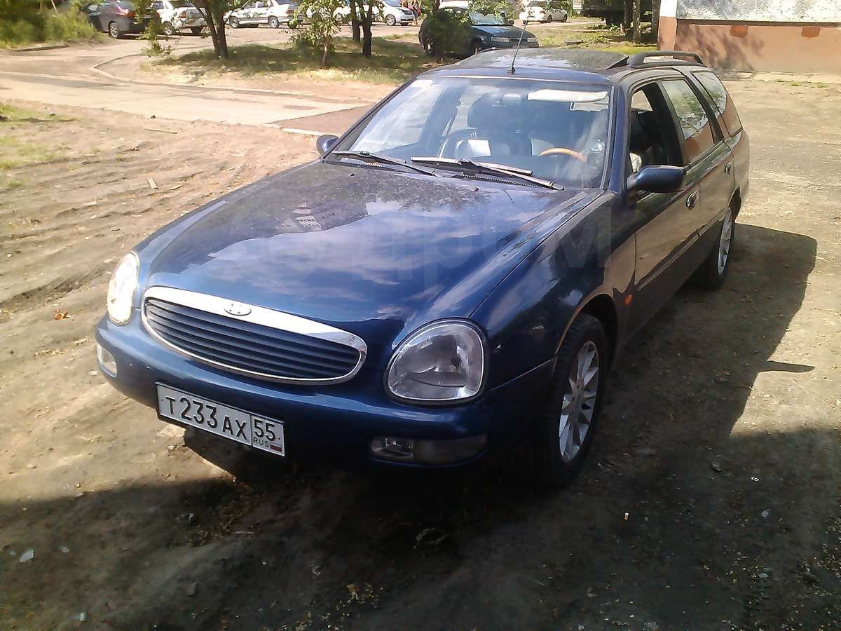 ford scorpio, 1996 2.3 мт