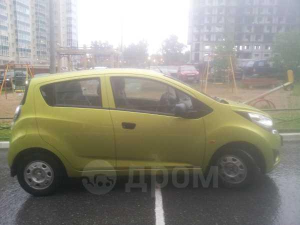 Chevrolet Spark, 2012 год, 320 000 руб.