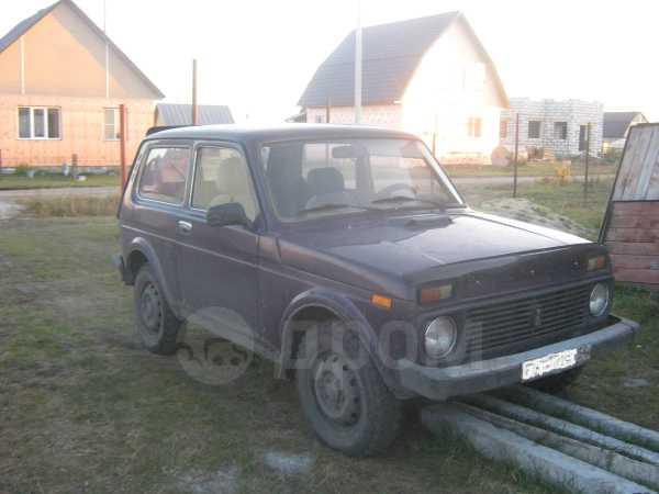 Лада 4x4 2121 Нива, 2001 год, 85 000 руб.
