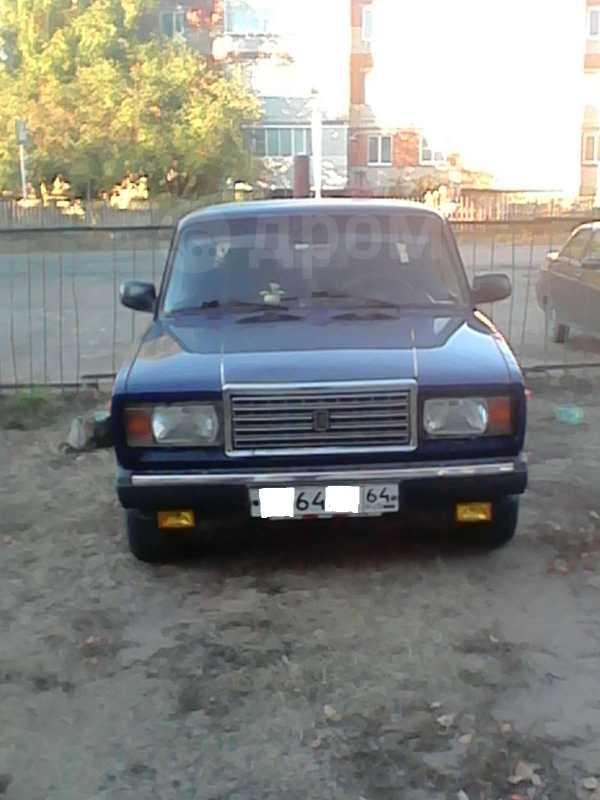 Лада 2107, 1984 год, 25 000 руб.