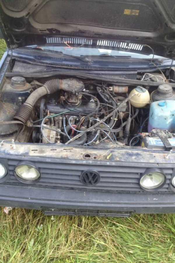 Volkswagen Golf, 1989 год, 45 000 руб.