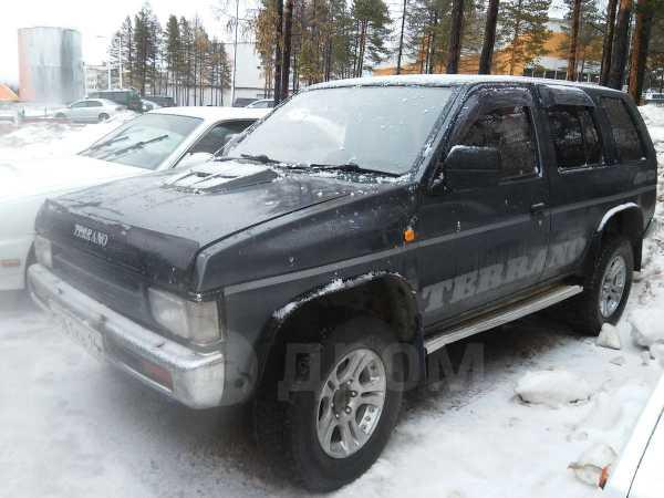 Nissan Terrano, 1991 год, 169 000 руб.
