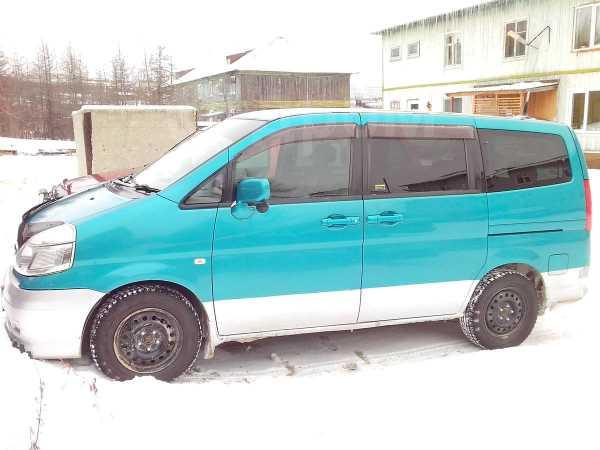 Nissan Serena, 2001 год, 350 000 руб.