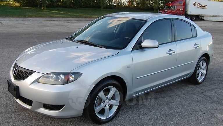 Mazda Mazda3, 2004 год, 339 000 руб.