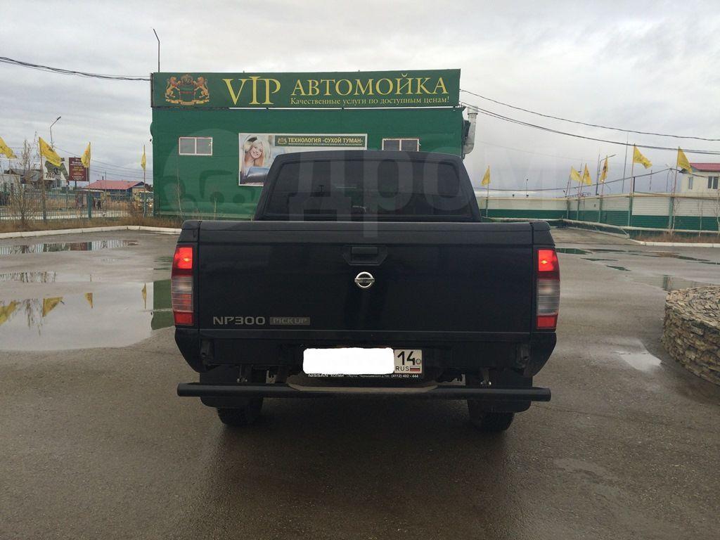 транспорт /легковые автомобили /nissan /nissan np 300