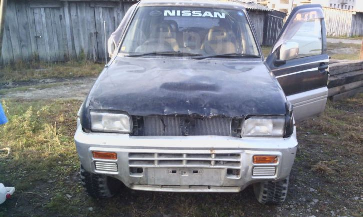 Nissan Mistral, 1994 год, 75 000 руб.