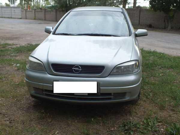 Opel Astra, 2002 год, 192 000 руб.