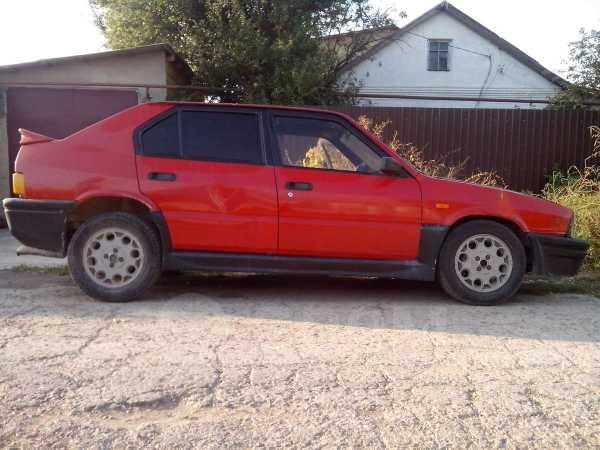 Alfa Romeo 75, 1985 год, 35 000 руб.