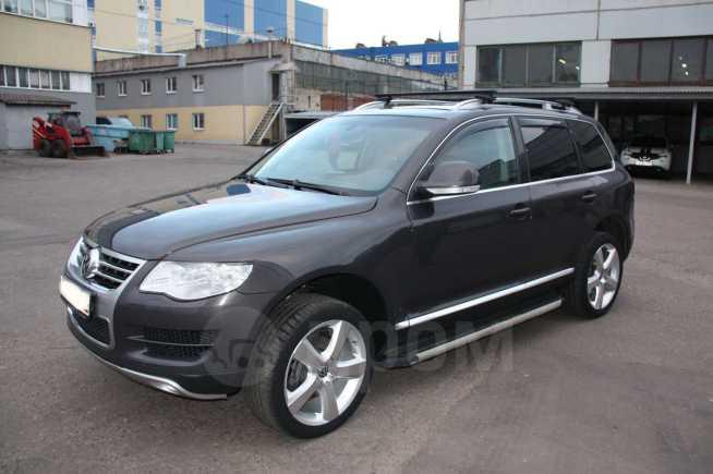 Volkswagen Touareg, 2008 год, 966 000 руб.