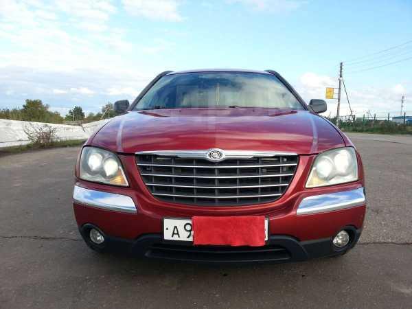 Chrysler Pacifica, 2005 год, 495 000 руб.