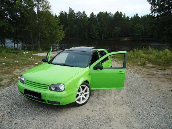 Volkswagen Golf, 1999 год, 225 000 руб.