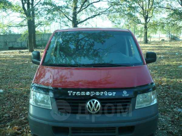 Volkswagen Transporter, 2008 год, 600 000 руб.