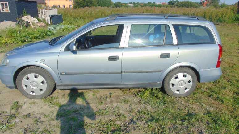 Opel Astra, 2001 год, 200 000 руб.
